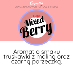 Mixed Berry (by Capella)