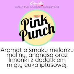 Pink Punch (by Capella)