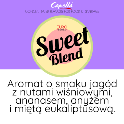 Sweet Blend (by Capella)