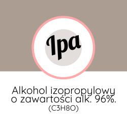 IPA (alkohol izopropylowy)...
